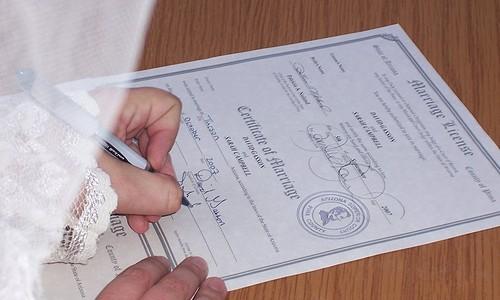 Marriage Identity