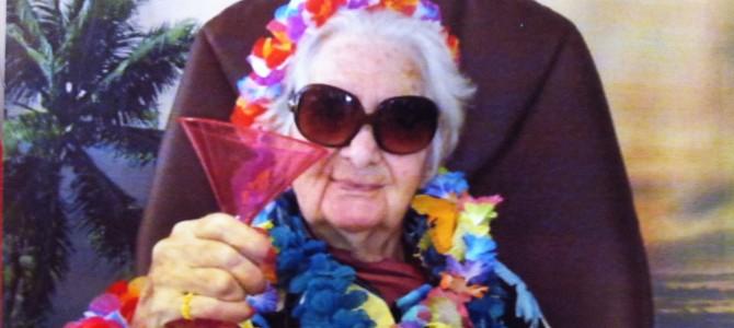 Grandma at the Party